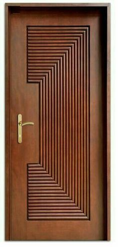 Solid wood doors are good if you reside in a period home, or simpl. Solid wood doors are good if you reside in a period home, or simply just want to add timeless charisma Wooden Main Door Design, Modern Wooden Doors, Front Door Design, Wooden Gates, The Doors, Entrance Doors, Front Doors, Sliding Doors, Front Entry