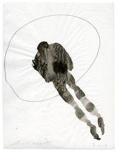 Antony Gormley - BERMUDA DRAWINGS, 1998