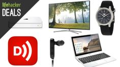 Fantastic apps, Samsung Smart TVs, wireless earbuds, and more in today's #deals.