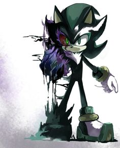 Mephiles. So epic!! :O