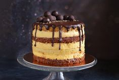 Somlói torta házilag és a rejtélyes mazsola-jelenség – Sweet & Crazy Tiramisu, Sweets, Ethnic Recipes, Food, Decorating Cakes, Food Cakes, Gummi Candy, Candy, Essen