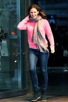 Jennifer Garner Brightens Up the Big Apple | Photos