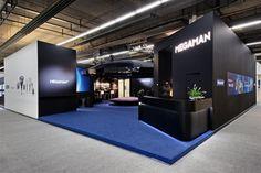MEGAMAN - LIGHT AND BUILDING 2012 - FRANKFURT by Wit Design , via Behance