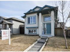 SOLD~ 212 PARRY Crescent Fort Mcmurray, Shed, Outdoor Structures, Homes, Outdoor Decor, Things To Sell, Home Decor, Lean To Shed, Houses