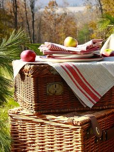 Highest quality Red Striped Linen Cotton Napkin Jazz from LinenMe shows elegance, style and sophistication of the owner. Buy similar LinenMe products in range.