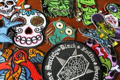 Patches, patches- =)