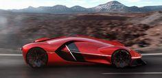 Ferrari Top Design School Challenge 2015 Concours remporté par l'école de Design de Valenciennes