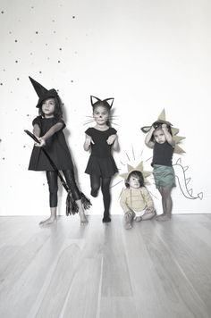 Fun photo & costumes