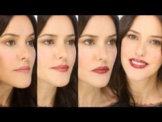 Tom Ford Black Orchid lipstick, 4 different ways to wear it (also works with Clinique's Black Honey)
