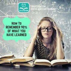 Sometimes there is a disconnect between learning something and trying to remember it on a test. Here's how to remember 90% of it: http://qoo.ly/gderg #Studying
