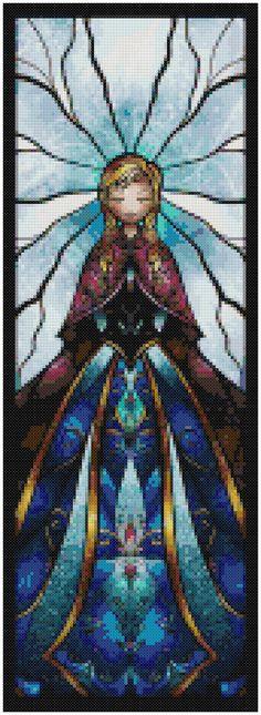 Cross Stitch Pattern DISNEY Characters 1 5 by SUNSHINEYDAY0630