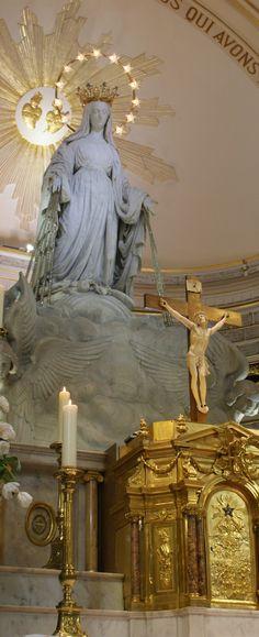 Photos | Chapelle Notre-Dame de la Médaille Miraculeuse