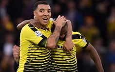 Pace, power and goals - Troy Deeney and Odion Ighalo are a winning combination   in era of the lone striker, writes Alan Smith