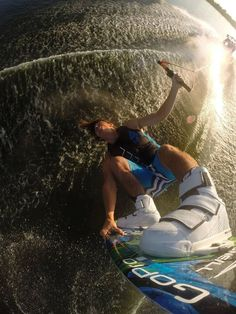 Flipping the wake