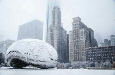 Chicago in November ! ❤️