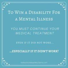 Learn how to Fix a simple but costly mistake when filing for a disability claim due to a mental illness and increase your chances to win your Social Security Disability benefits Stress Disorders, Anxiety Disorder, Causes Of Depression, Depression Treatment, Fighting Depression, Mental Illness, How Are You Feeling, Medical, Social Security