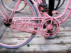 branded luxury bicycle