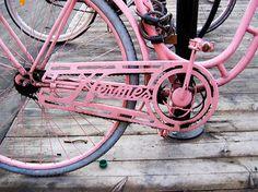branded luxury bicycle