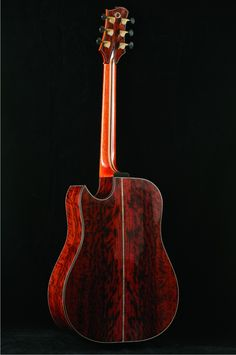 Olson Tiger Mrytle! Check it out here: http://www.guitarbench.com/2013/04/09/recent-olson-sj-with-tiger-myrtle-guitar-database/