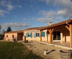 Heerlijke vakantievilla in de Dordogne. Geniet van de rust en natuur tussen de wijnvelden. Villa Dica. #ikvertrek #mijnvakantiebeginthier.nl
