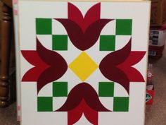 Autumn Display, Fall Displays, Painted Barn Quilts, Butterfly Quilt, Applique Quilt Patterns, Crafty Projects, Square Quilt, Quilt Blocks, Wood Signs