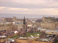 Edinburg - Escócia