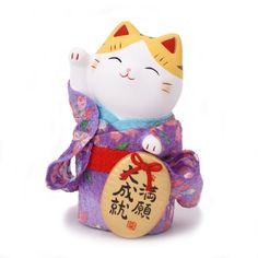 Cabinet — Maneki-neko Maneki Neko, Japanese Bobtail, Japanese Cat, Era Edo, Anime Cat, Kawaii Cat, Evil Spirits, Lucky Charm, Cat Breeds