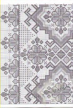 Gallery.ru / Фото #136 - Rushniki - Geometric & Traditional Motifs…