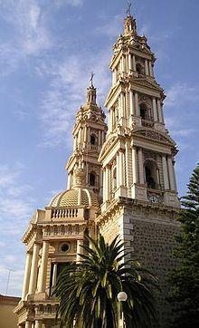 Churches in Mexico: .Tepatitlan, Jalisco, Mexico