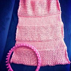 Ya queda menos! Que ganas de ver el resultado! 😍 #sorteo #laurelisanper #knitwear #looming #knittingproject #knittingpattern #knitstagram #knittingmakesabetterworld #knitters