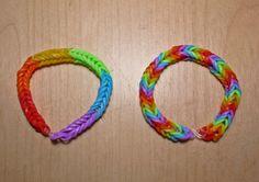LGBTQ Pride Flag Loom Bracelet by AeronMadeThis on Etsy