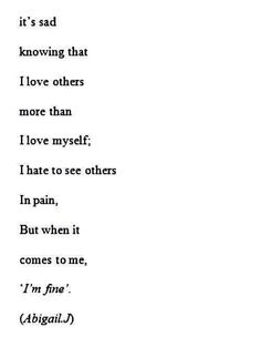Sad Love Quotes : QUOTATION – Image : Quotes Of the day – Life Quote This is so me. Pulled the words right out of my mind. Sharing is Caring Sad Poems, Poem Quotes, True Quotes, Empty Quotes, Funny Quotes, The Words, Motivational Quotes For Depression, Sad Depression Quotes, Overcoming Depression Quotes