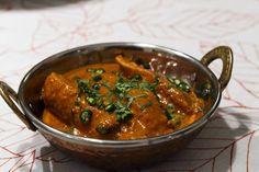 Murgh Makhani - Butter Chicken aus dem Palast der Perlen