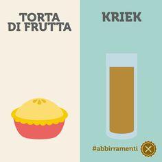 Abbinamento torta alla frutta e birra kriek