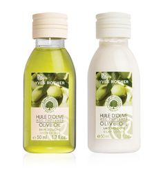AOC Olive Oil Duo Shower Gel & Body Lotion - Travel Size @ the Yves Rocher link on greenearthdealsonline.com