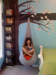Creative Bedroom Designs for your kid's room that will improve your child's creativity Girl Room, Girls Bedroom, Bedroom Decor, Bedroom Ideas, Girls Room Design, Tumblr Rooms, Playroom, Diy Home Decor, Reading Nooks