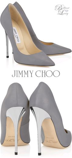Brilliant Luxury * Jimmy Choo 'Anouk' FW 2015 #immychooheelsaccessories #jimmychooheels