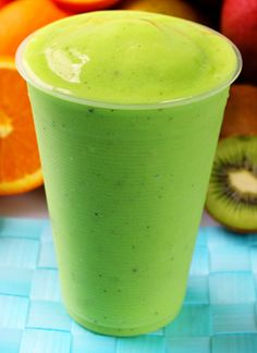 Healthy Green Drinks...
