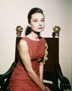 Rare Audrey Hepburn — Audrey Hepburn 1959