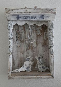 ♕ Dore's wonderful French Opera Theatre featured in the Spring 2013 issue of Romantic Country magazine