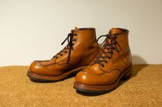[RedWing 875 Oro-iginal (Sole Customized)]