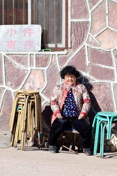 Tag 5: In der Nähe von #Guoliang #Henan