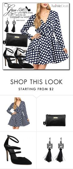 """""""TWINKLEDEALS 5"""" by woman-1979 ❤ liked on Polyvore featuring vintage"""