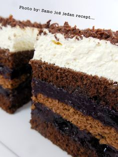 Samo još jedan recept... Krispie Treats, Rice Krispies, Vanilla Cake, Desserts, Food, Tailgate Desserts, Deserts, Essen, Postres
