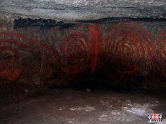 I dipinti nascosti delle Domus de Janas di Bonorva