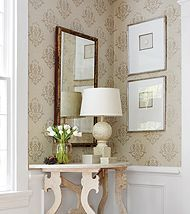 Miranda wallpaper from Neutral Resource Collection. #Thibaut