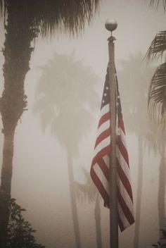 foggy san diego morning.