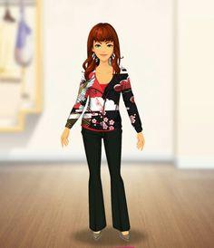 Style5 #StarFashionDesigner