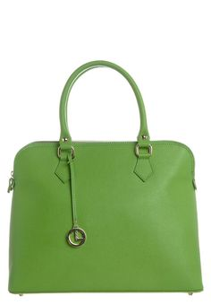 verde verde - Perfect for toting around my laptop in style.  I love that it is not black.