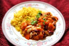 My dad's vegetarian stew includesa variety of beans and vegetables, makingitflavoursome, filling and nutritious. It is a brilliantly simple one-pot meal, sure to warm you upon a cold winter eve...